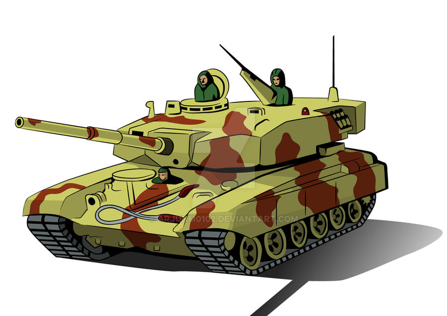 Tank EX - Indian Army Tank - Colours by ArjunM0102 on ...