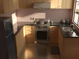 Kitchen by sinoshva