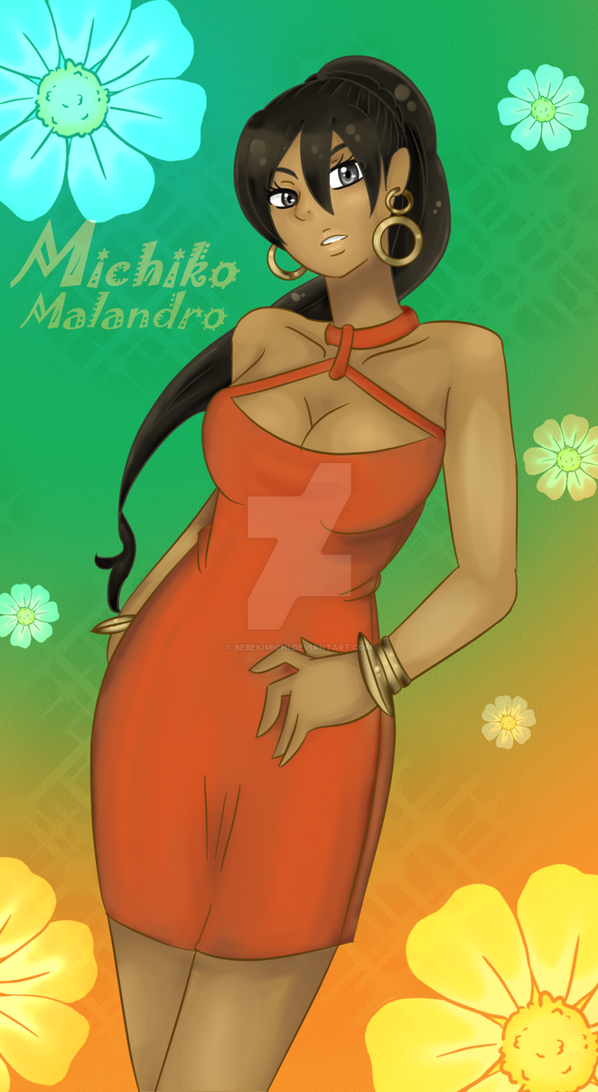 Michiko to Hatchin: Michiko Malandro :D by BebeKimichi