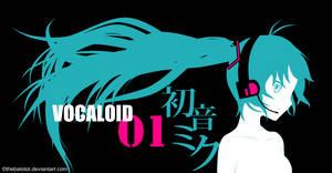 Vocaloid 01 Hatsune Miku