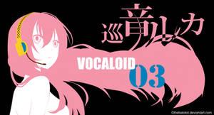 Vocaloid 03 Megurine Luka