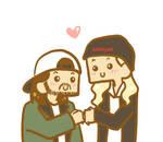 Jay and Bob