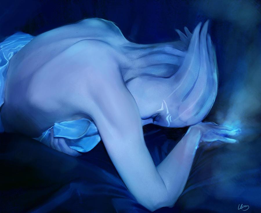 Asari dreaming by Katakanasta
