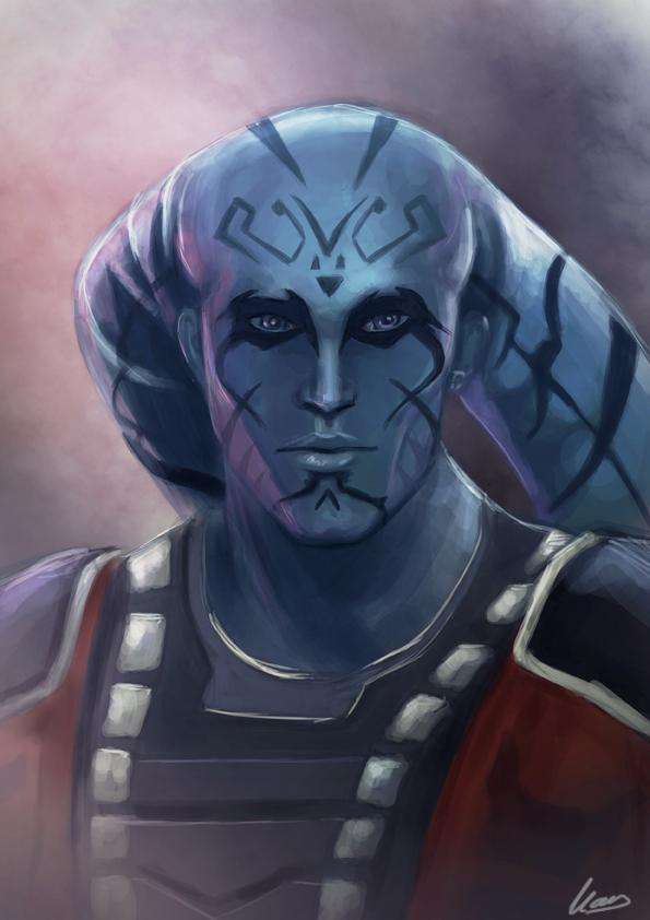 Sith Inquisitor by Katakanasta