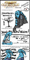 SW:TOR character meme