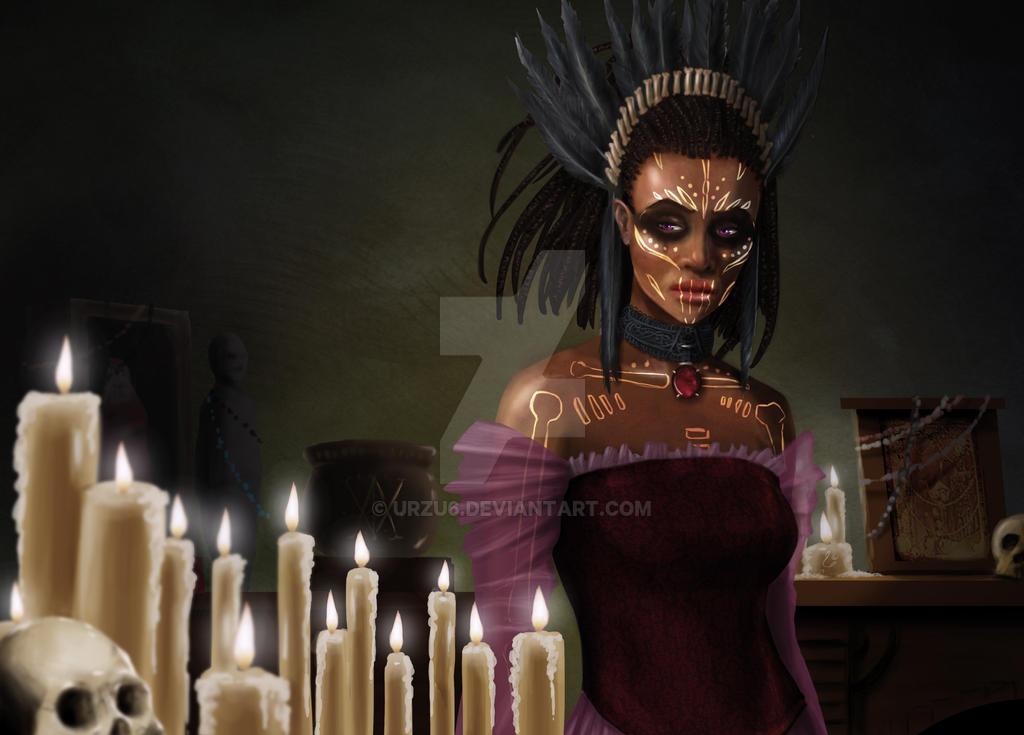 Necromancer's Daughter