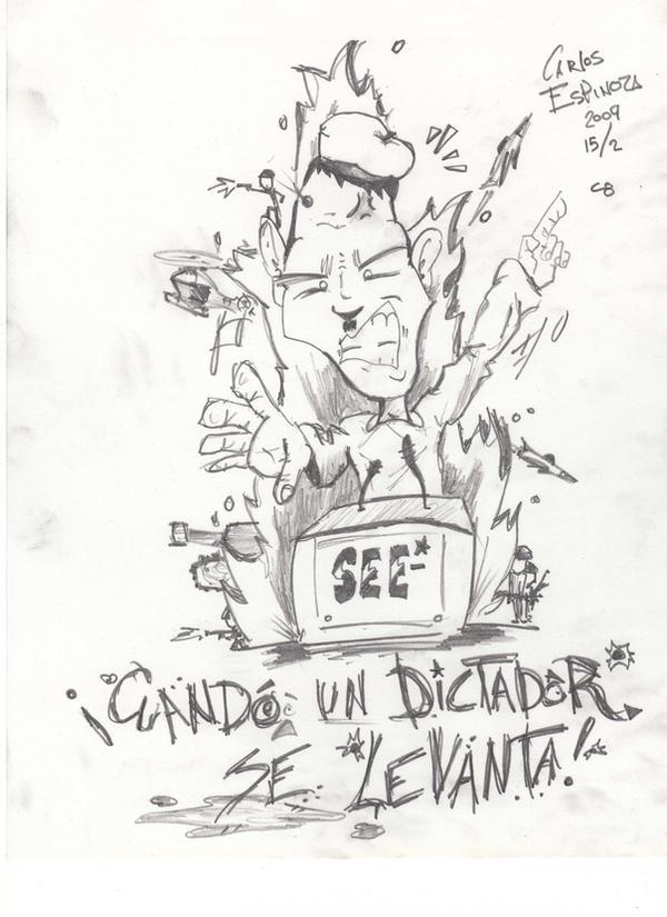 Cuando un Dictador se Levanta by Ce8