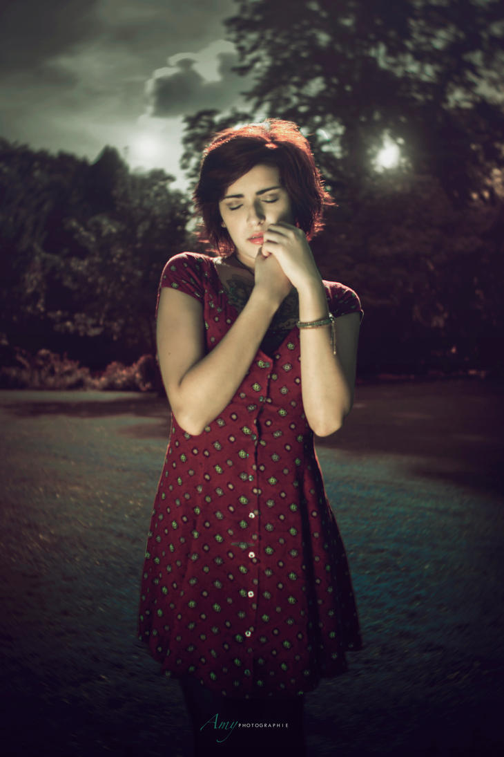 Sarah by AmyAGY