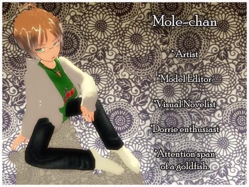 Mole-Chan's Profile Picture