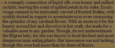 Description: Hortense