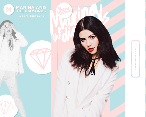 Marina And The Diamonds by ByAzaruMintos