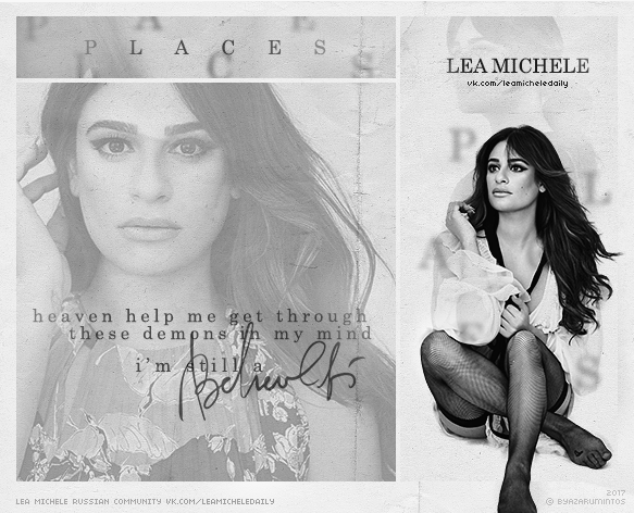 Believer / Lea Michele by ByAzaruMintos