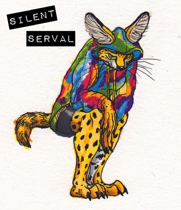 SilentServal's Profile Picture