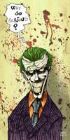 Joker by AndreaCelestini