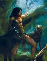 Mowgli by ssandulak