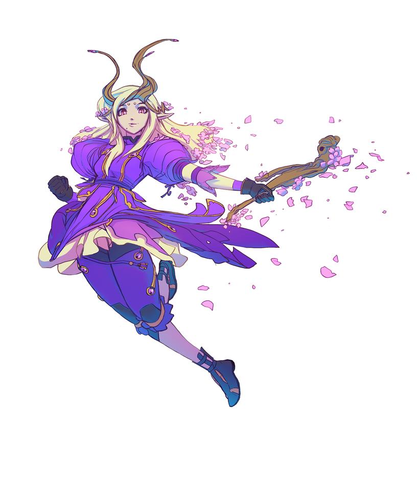 Sakura-con mascot 2016 Entry by ssandulak