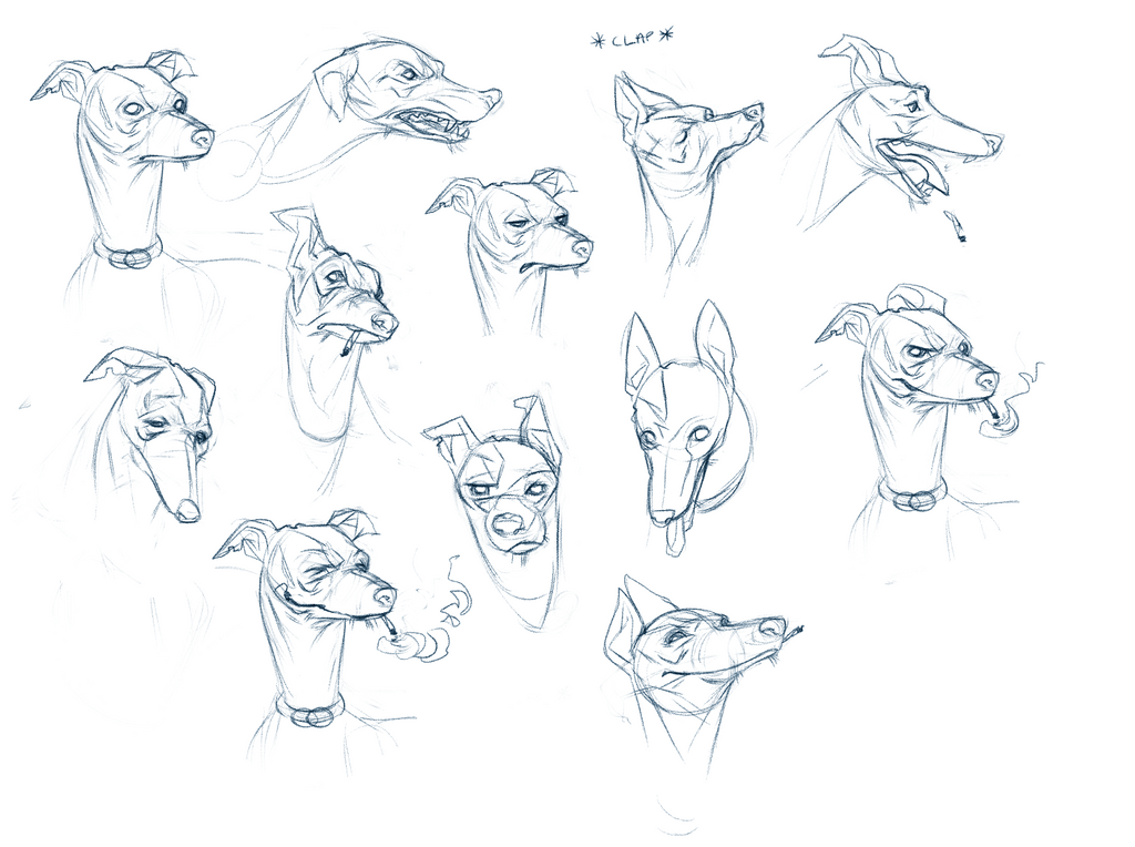 Expression sheet for Cricket by ssandulak