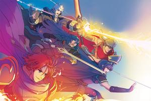 Fire Emblem Assault! by ssandulak