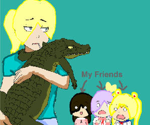 My Strange Addiction..... to Alligators