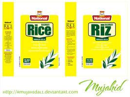 a National Rice Packing 1 by rmujahidali
