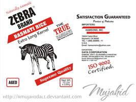 a Zebra Brand by rmujahidali