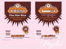 a Packging DORNA by rmujahidali