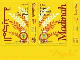 Al-Madinah Rice by rmujahidali