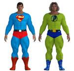 Superman and Powerman