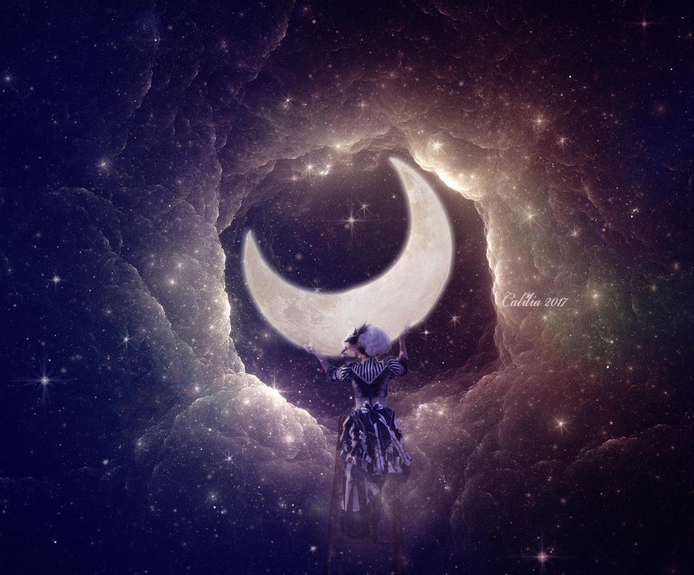 Clair de lune by Calilia