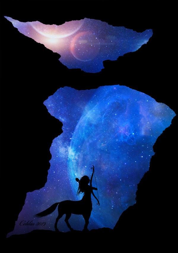 Sagittarius by CeliliaWonder