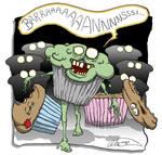 Zombie Muffin