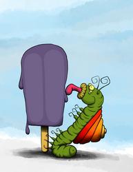 Popsicle Bug