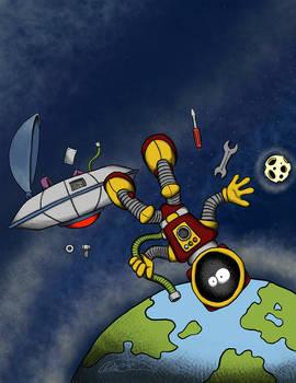 Unplanned Spacewalk