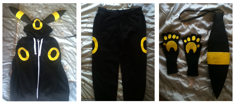 Umbreon Cosplay Tutorial by ANBU-black-op on DeviantArt: anbu-black-op.deviantart.com/art/Umbreon-Cosplay-Tutorial-405480158