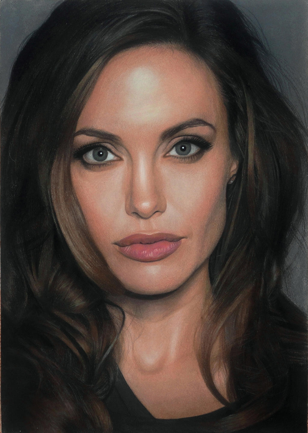 Angelina Jolie By Lizapoly Angelina Jolie By Lizapoly