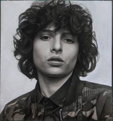 Portrait of Finn Wolfhard