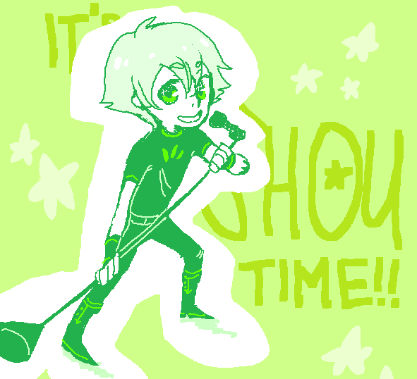 Shou Time!! by cinnamelon