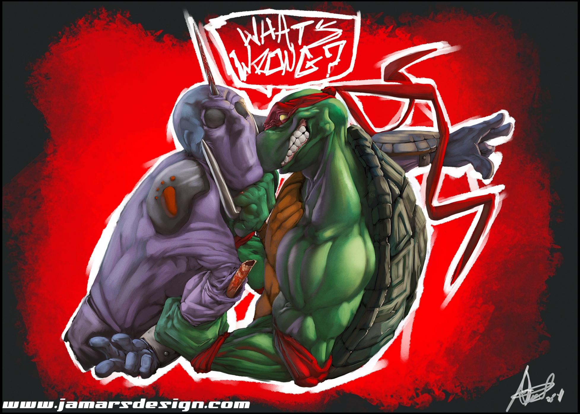 Raphael Ultra Violence by JamarsDesign