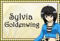 Sylvia Goldenwing Stamp by Jibari-chan