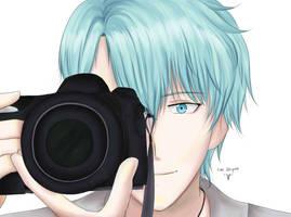 Mystic Messenger: V by Jibari-chan