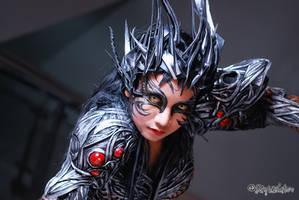 Witchblade - Sara Pezzini by nemesiskim