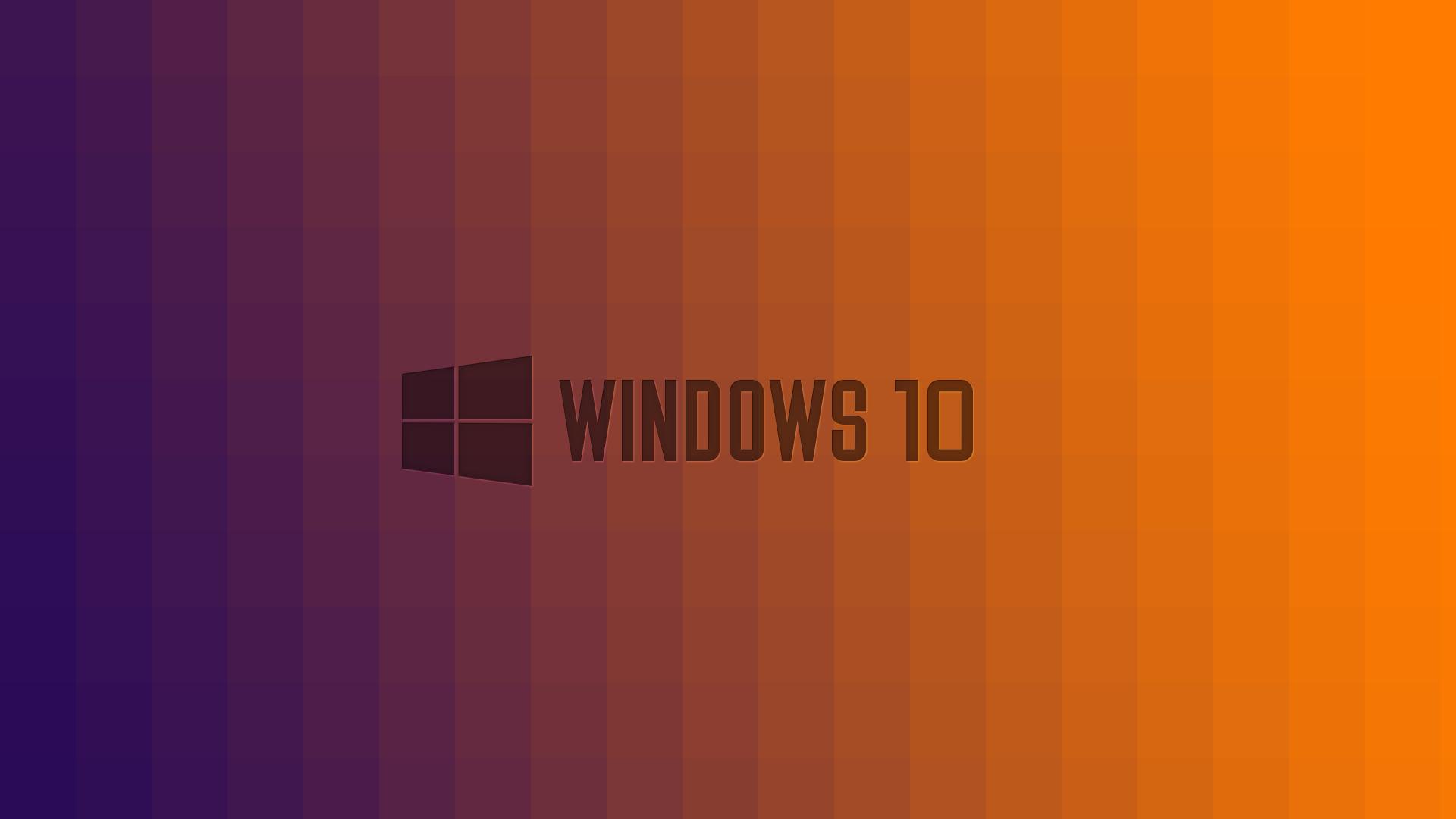 Windows 10 wallpaper by CryDagon