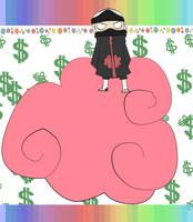 Kakuzu: What Money Can't Buy by thegeekpit