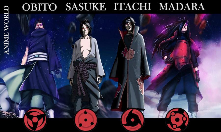 uchiha family itachi - photo #43
