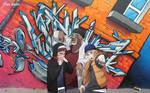 Killer Bee,Gaara and Naruto