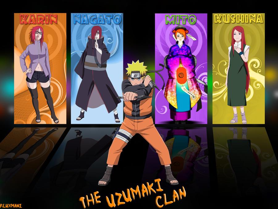 Uzumaki Clan Uzumaki Clan fo...