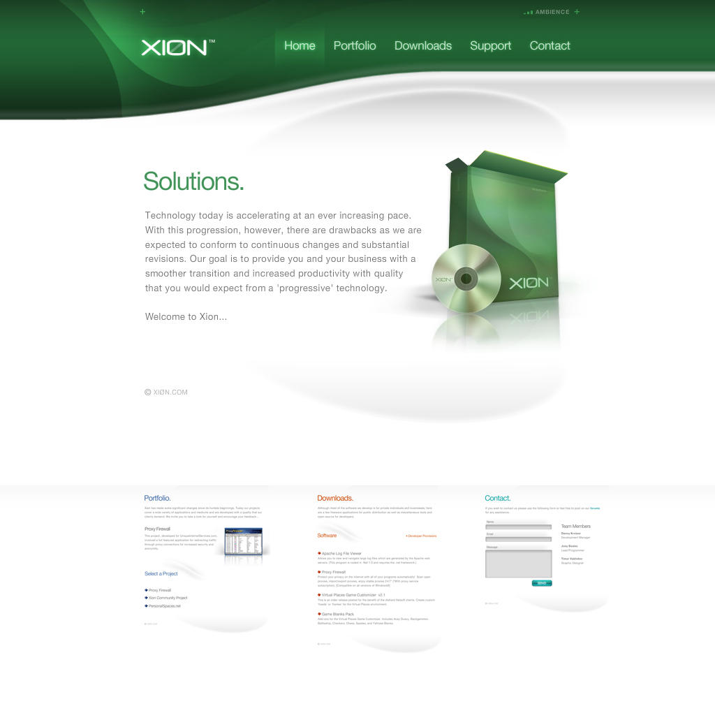 xi0n.com by kgbstyle
