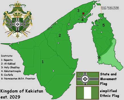 the Kingdom of Kekistan