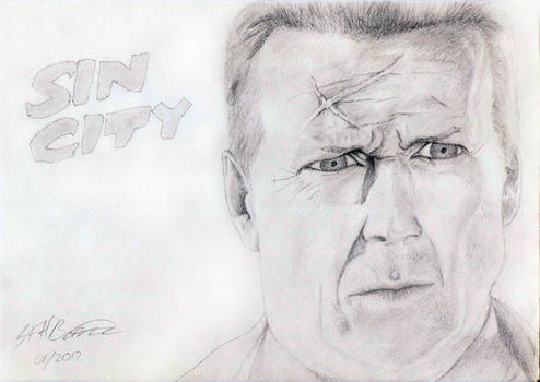 John Hartigan - Sin City