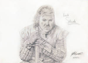 Lord Eddard Stark